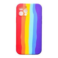 Funda Arcoiris Bandera Orgullo para iPhone 12 Pro