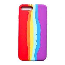 Funda Arcoiris Bandera Orgullo para iPhone 7 Plus / 8 Plus