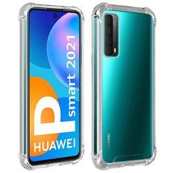 Funda con esquinas reforzadas para Huawei P Smart 2021