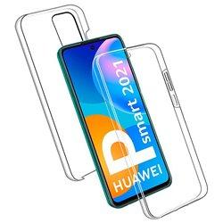 Funda Doble Cara Completa 360 para Huawei P Smart 2021
