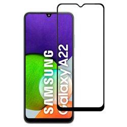 Protector de pantalla completo para Samsung Galaxy A22 4G Full Glue