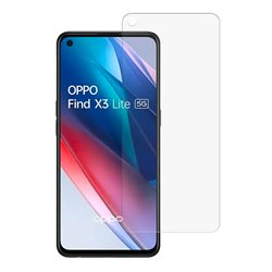 Protector de pantalla de Cristal Templado Oppo Find X3 Lite 5G / Reno5 5G