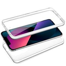Funda Doble Cara Completa 360 para iPhone 13 Mini