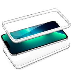 Funda Doble Cara Completa 360 para iPhone 13 Pro