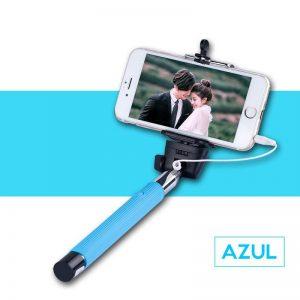 palo selfie azul