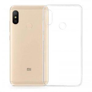 funda transparente para los nuevos Xiaomi