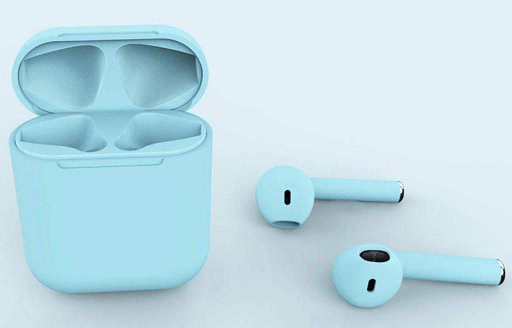 como usar auriculares inpods 12
