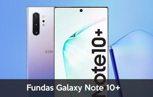 Fundas y carcasas para Galaxy Note 10 +