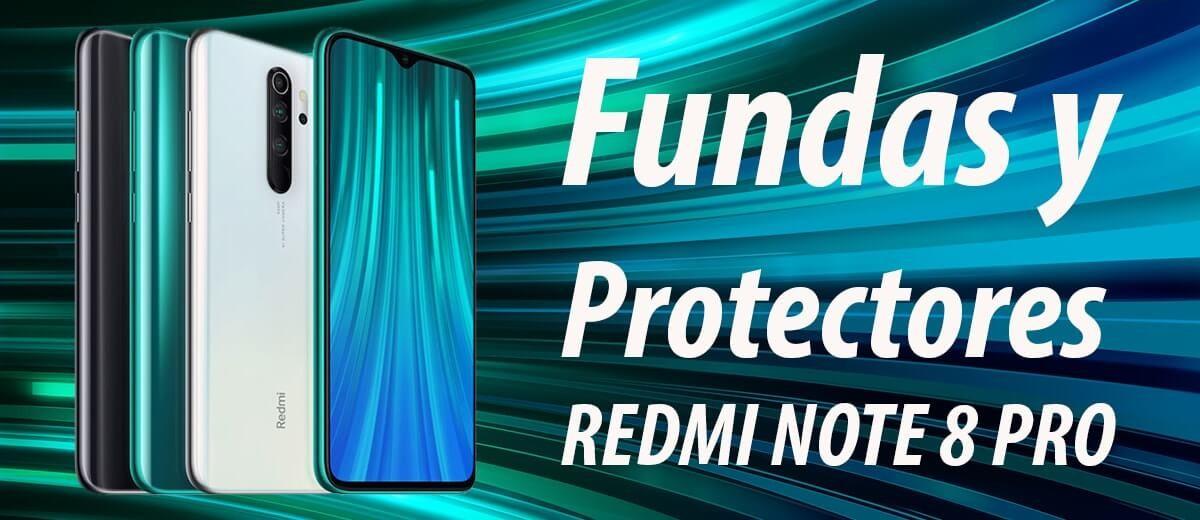 Comprar fundas para Xiaomi Redmi Note 8